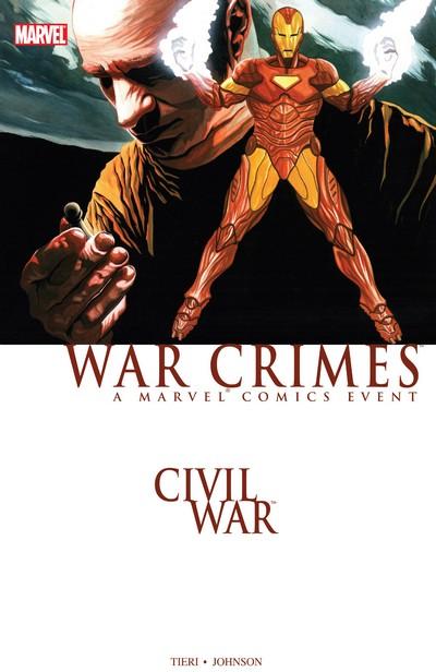 Civil War – War Crimes (TPB) (2014)