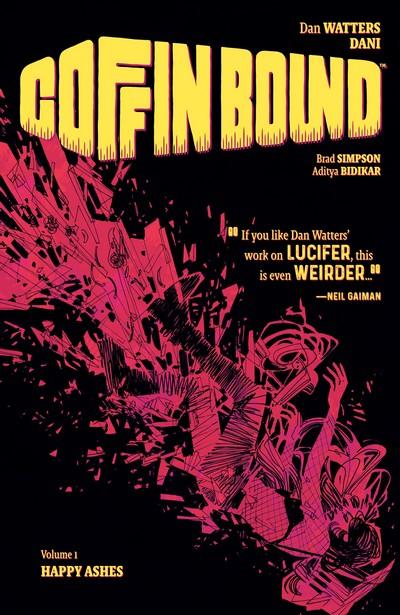 Coffin Bound Vol. 1 – Happy Ashes (TPB) (2020)
