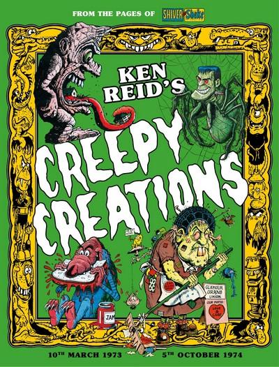 Creepy Creations (2018)
