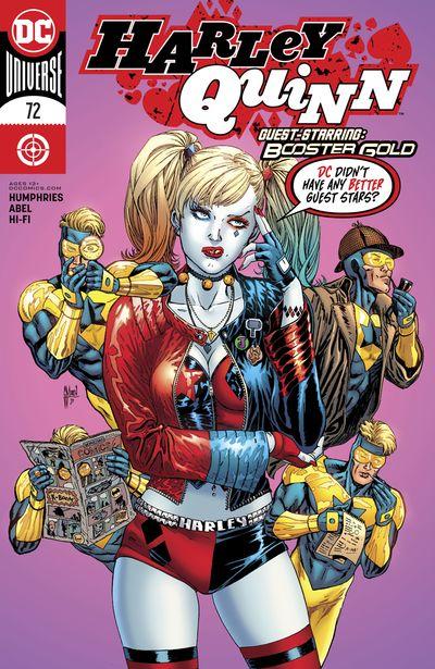 Harley Quinn #72 (2020)