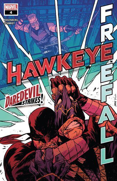 Hawkeye – Freefall #4 (2020)