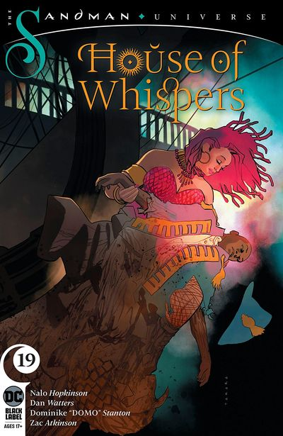 House Of Whispers #19 (2020)