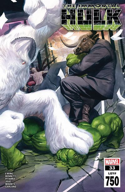 Immortal Hulk #33 (2020)