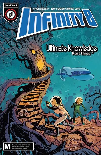 Infinity 8 #18 – Ultimate Knowledge (2020)
