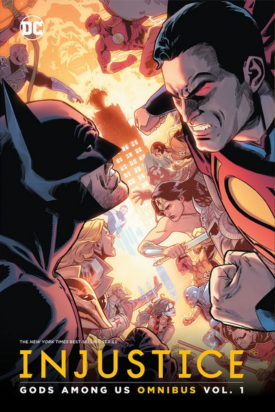Injustice – Gods Among Us Omnibus Vol. 1 – 2 (Fan Made) (2019-2020)