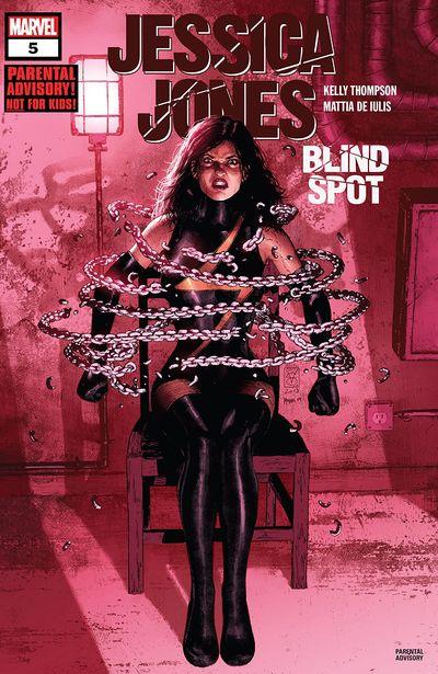 Jessica Jones – Blind Spot #5 (2020)