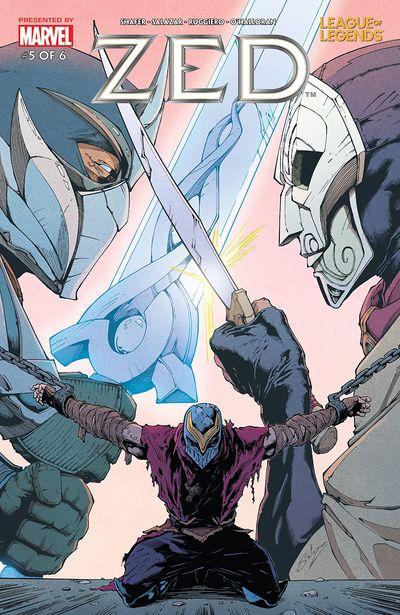League of Legends – Zed #5 (2020)