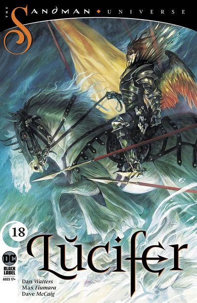 Lucifer #18 (2020)