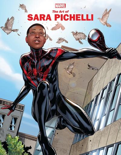 Marvel Monograph – The Art of Sara Pichelli (2019)