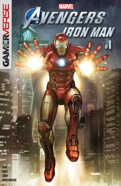 Marvel's Avengers (Story Arc) (2020)