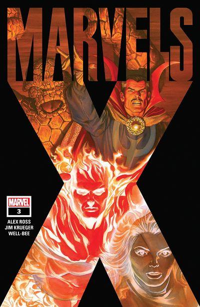 Marvels X #3 (2020)
