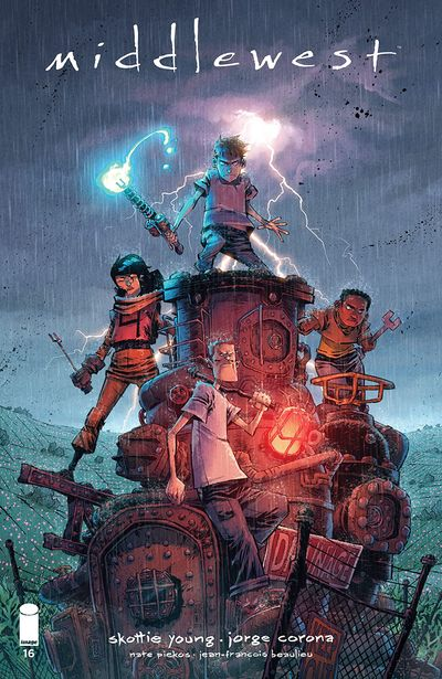 Middlewest #16 (2020)