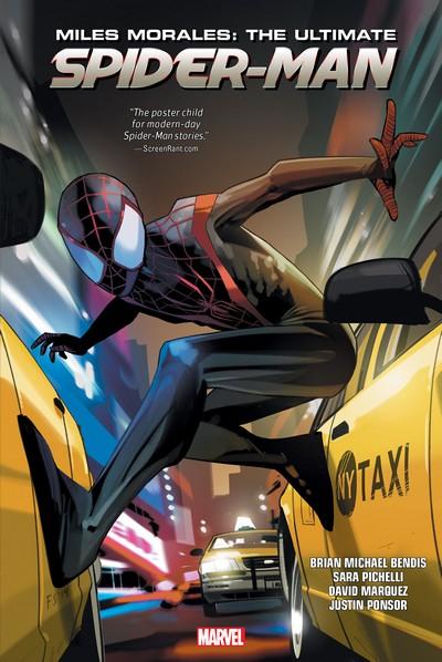 Miles Morales – Ultimate Spider-Man Omnibus (Fan Made) (2018)