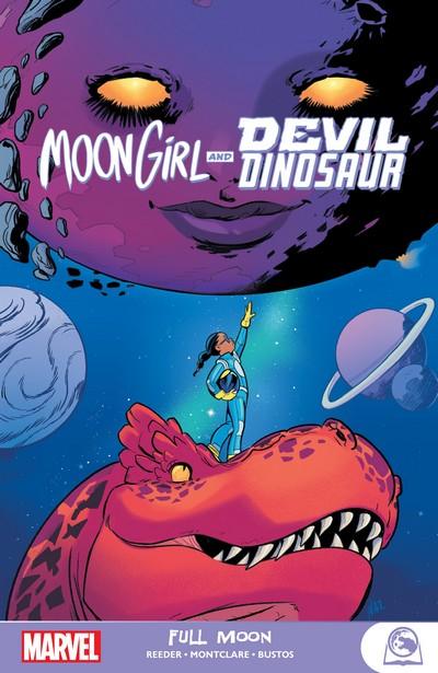 Moon Girl and Devil Dinosaur – Full Moon (TPB) (2020)