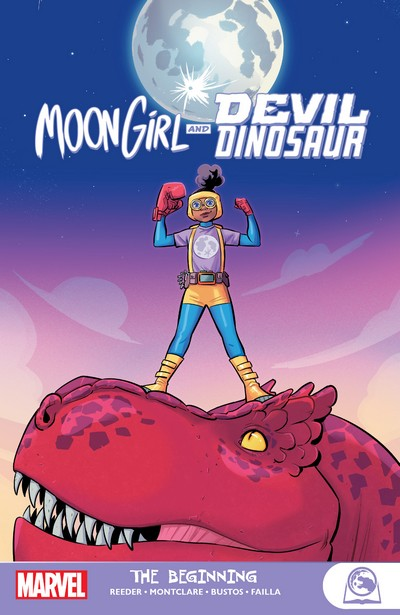 Moon Girl and Devil Dinosaur – The Beginning (TPB) (2019)