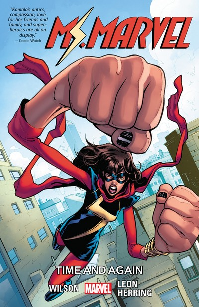 Ms. Marvel Vol. 10 – Time And Again (TPB) (2019)