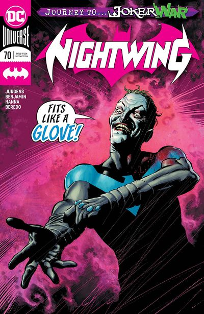 Nightwing #70 (2020)