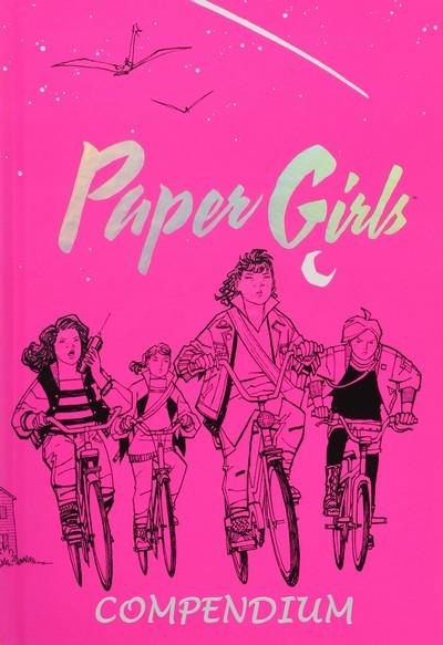 Paper Girls Compendium (Fan Made) (2020)