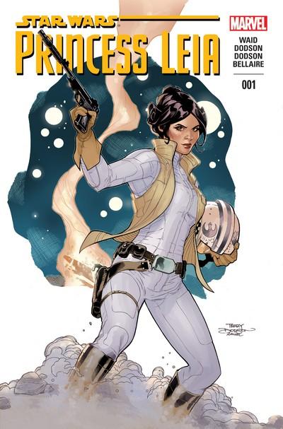 Princess Leia #1 – 5 (2015)