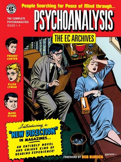 Psychoanalysis – The EC Archives (2020)