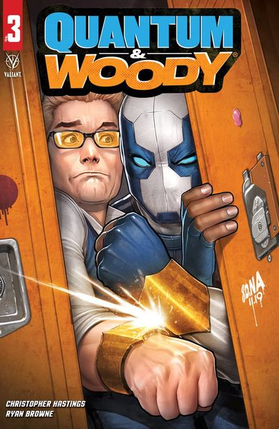 Quantum And Woody #3 (2020)