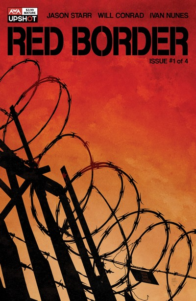 Red Border #1 (2020)