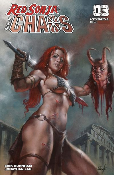 Red Sonja – Age Of Chaos #3 (2020)