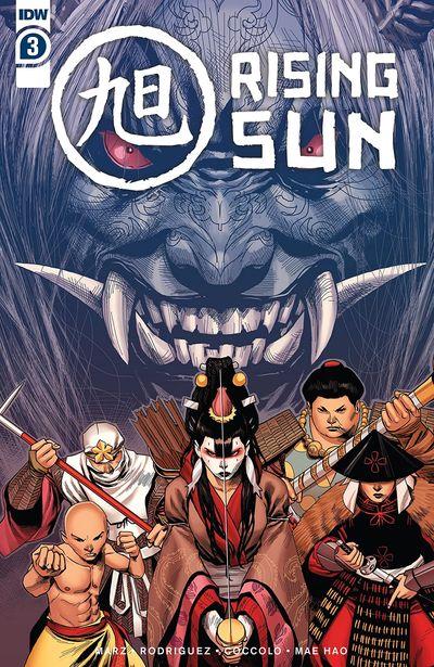 Rising Sun #3 (2020)