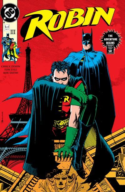 Robin #1 – 5 (1991)