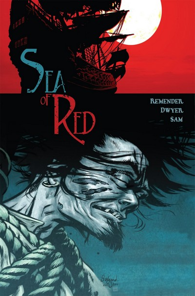 Sea of Red #1 – 13 (2005-2006)