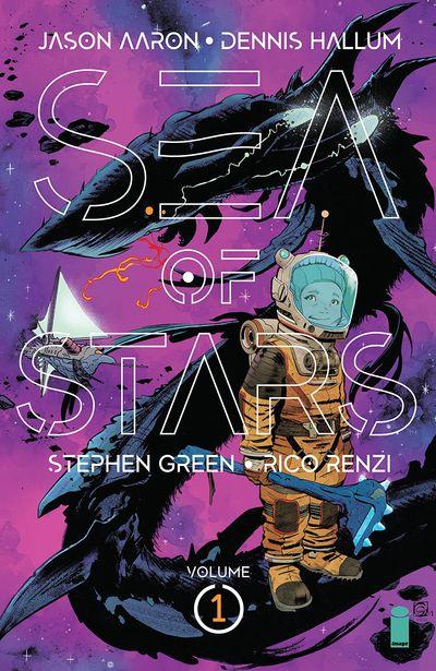 Sea of Stars Vol. 1 – Lost In The Wild Heavens (TPB) (2020)