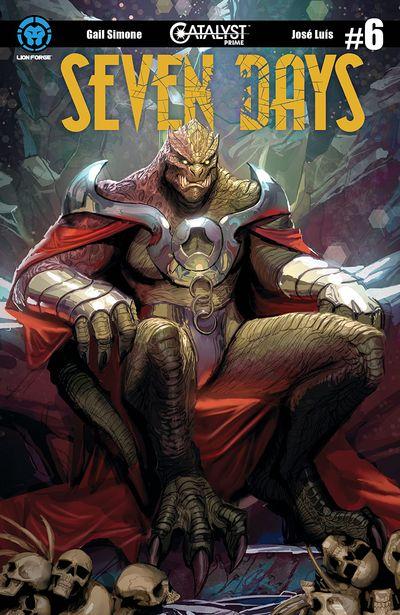 Seven Days #6 (2020)