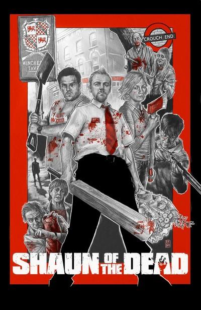 Shaun of the Dead (Fan Made TPB) (2005)