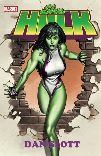 She Hulk by Dan Slott Omnibus (Fan Made) (2020)