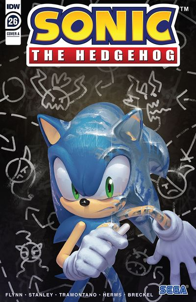 Sonic The Hedgehog #26 (2020)