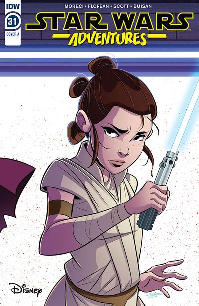 Star Wars Adventures #31 (2020)