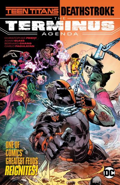 Teen Titans-Deathstroke – The Terminus Agenda (TPB) (2019)