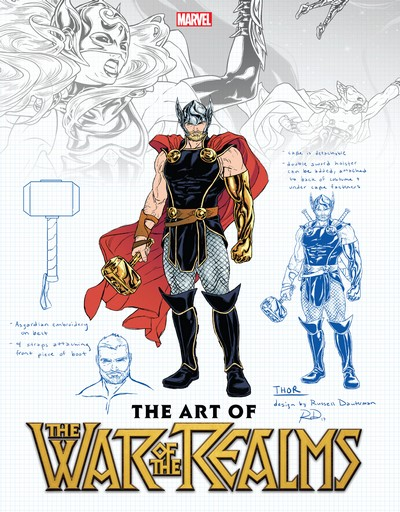 The Art of War of the Realms (2019)
