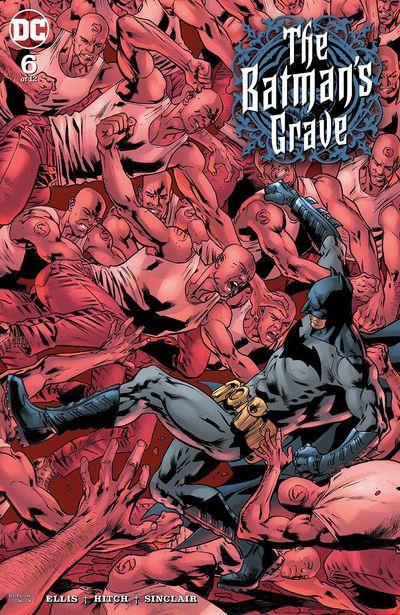 The Batman's Grave #6 (2020)