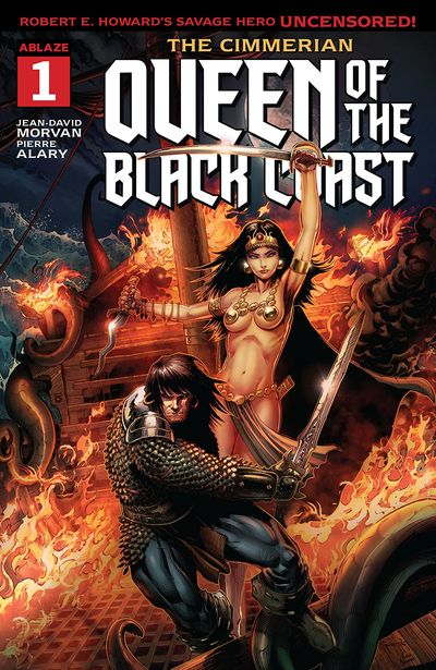 The Cimmerian – Queen of the Black Coast #1 (2020)