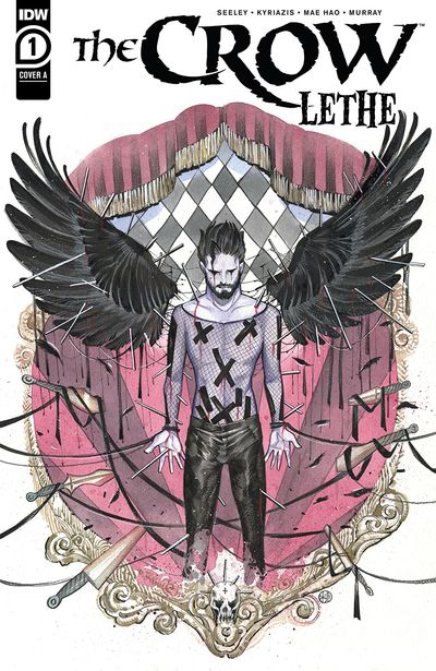 The Crow – Lethe #1 (2020)