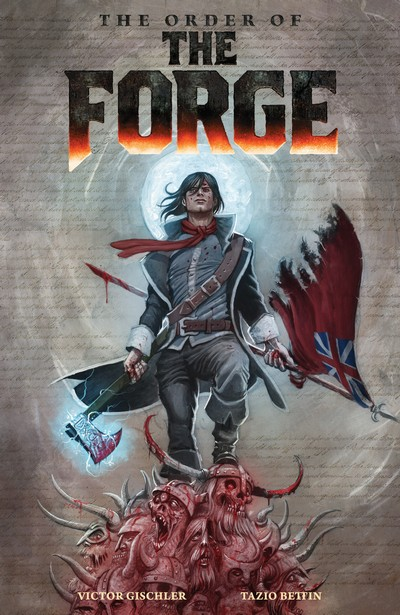 The Order of the Forge (TPB) (2015)