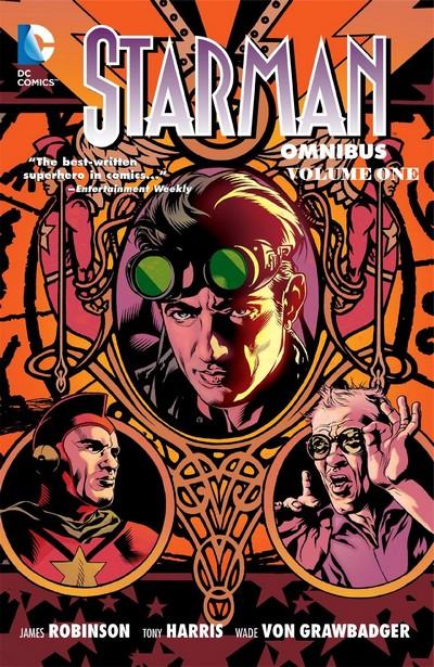 The Starman Omnibus Vol. 1 – 2 (Fan Made) (2008-2012)