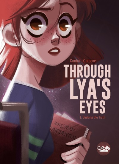 Through Lya's Eyes #1 – 2 (2019-2020)