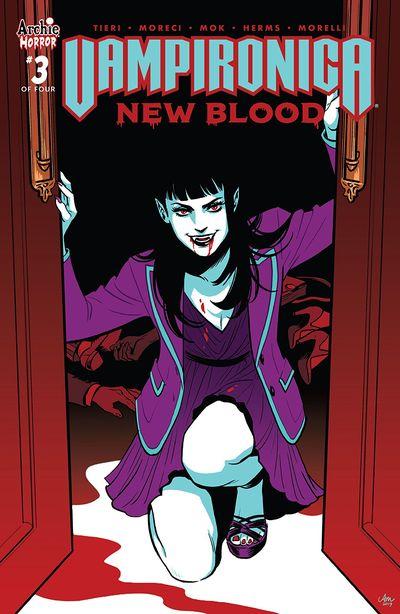Vampironica – New Blood #3 (2020)