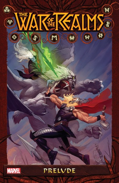 War Of The Realms Prelude (TPB) (2019)