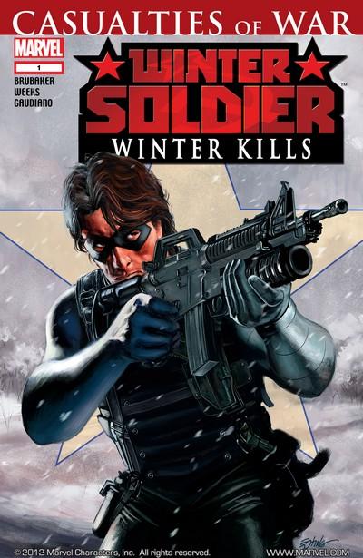Winter Soldier – Winter Kills One-Shot #1 (2006)