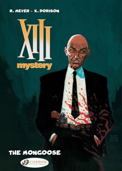 XIII Mystery #1 – 8 (2014-2020)