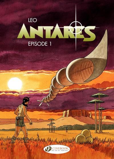 Antares – Episode #1 – 6 (2011-2015)