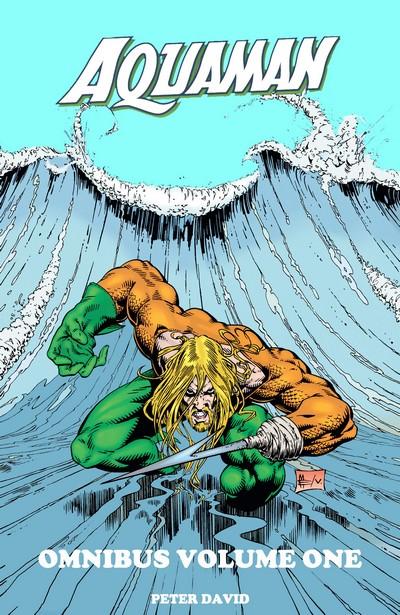 Aquaman by Peter David Omnibus Vol. 1 – 2 (Fan Made) (2020)
